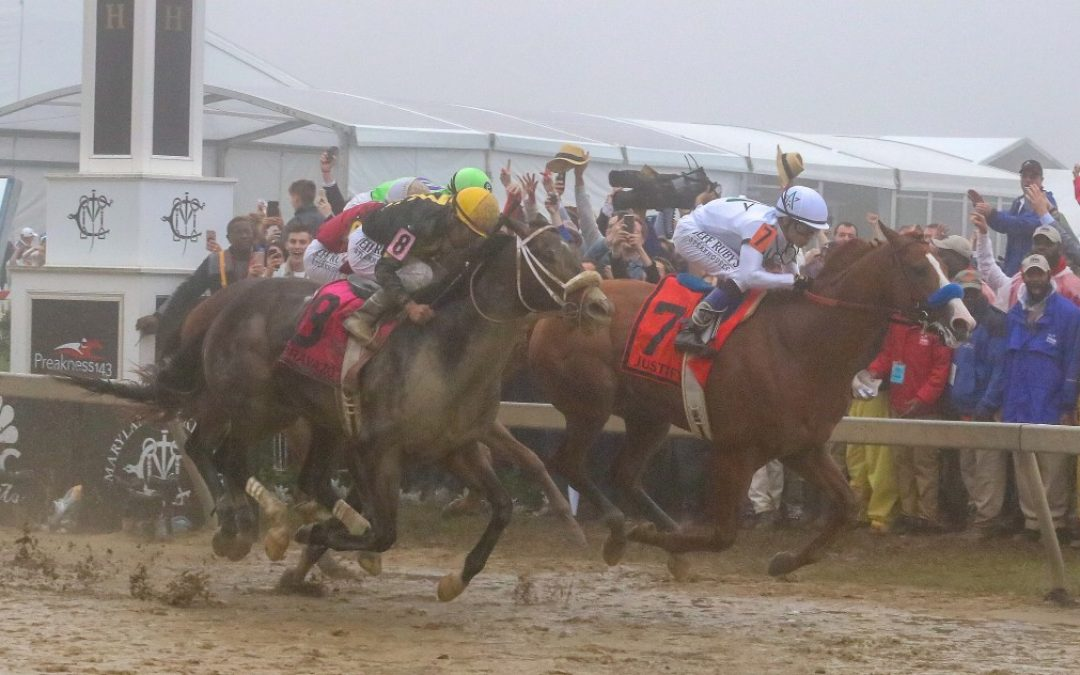 Preakness tickets now available