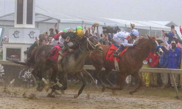 McKinzie installed as slight Pennsylvania Derby favorite