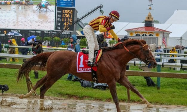 10-furlong Pimlico Special one of two stakes changes