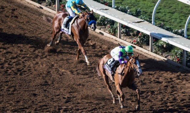 Good Magic confirmed for Preakness start