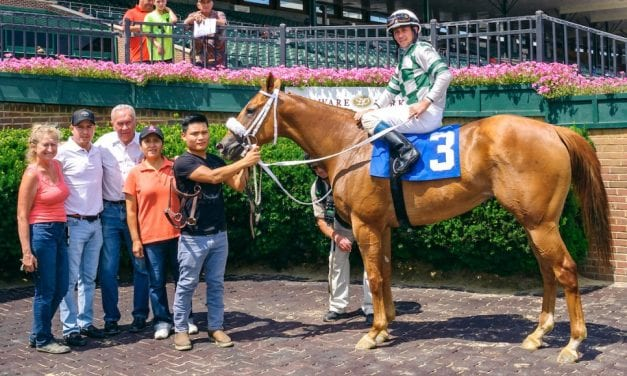 Trainer Gerald Bennett: Young horses key to hopes for Delaware meet