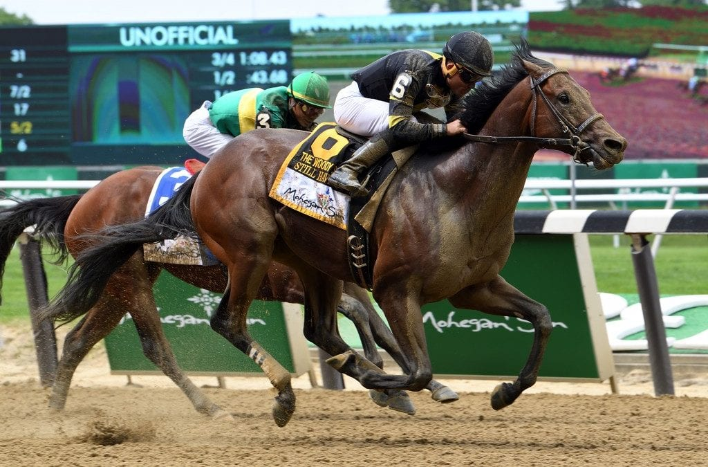 Midlantic-breds thrive over Belmont weekend