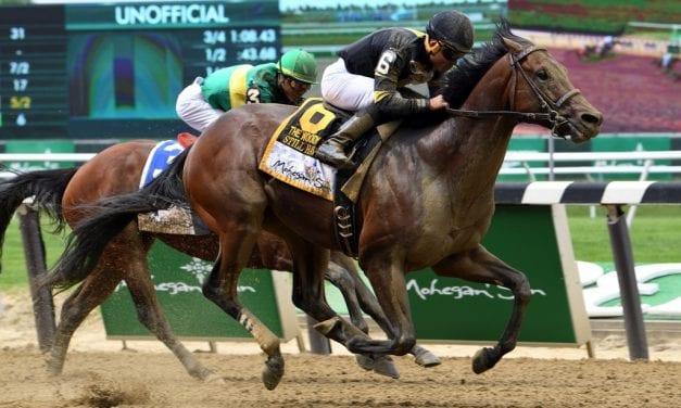 Midlantic-breds thrive over Belmont weekend