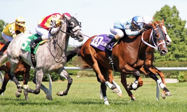 """Jock Alex Cintron """"feeling great"""" after first stakes win back"""
