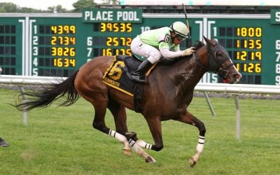 Jack the Umpire Headlines My Frenchman Stakes at Monmouth Park