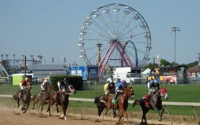 Timonium: Racing Brigadoon set for final weekend