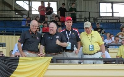 Hogan: Preakness postponement discussions underway