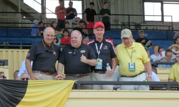 Hogan: Preakness postponement discussions underway
