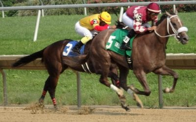 Delaware Park cancels May 30 card