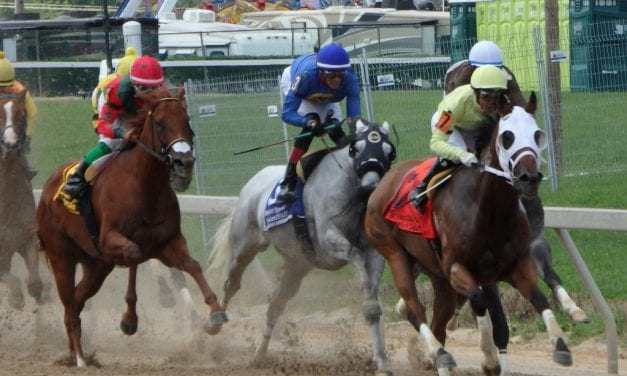 Timonium: Shimmering Aspen finds winning ways in Distaff