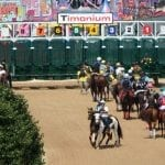 Timonium to host two stakes in 2019 meet