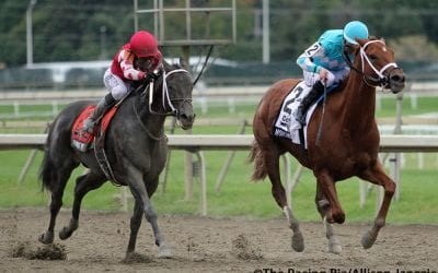 ICYMI: Bombs away at Parx Racing