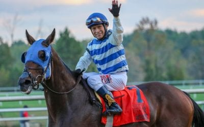 Five defending champs top Maryland Million noms