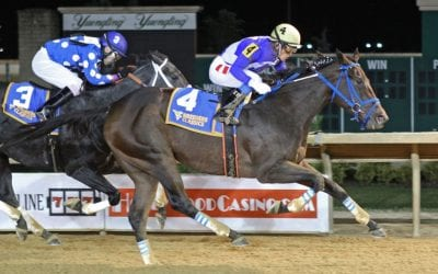 Late Night Pow Wow prevails in Cavada thriller