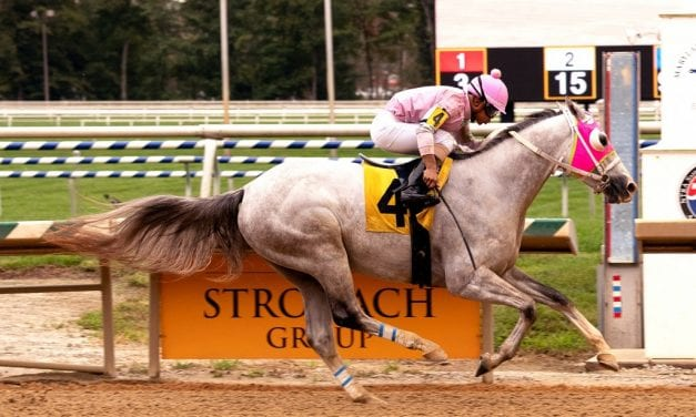 Toe Curlin' Kiss earns diploma in fourth try