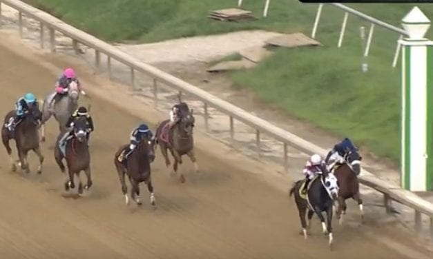Which Maryland trainers are nearing career milestones?