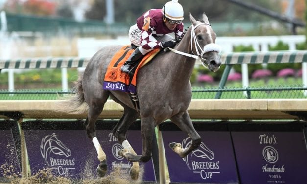 Breeders' Cup Day 1: Jaywalk, Midlantic-connected runners thrive
