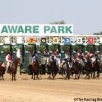 Delaware Park cancels Wednesday card