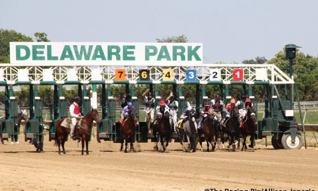 Delaware Park to race 85 days in 2019