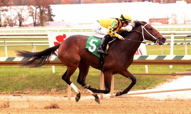Md-bred maiden claiming waiver mothballed