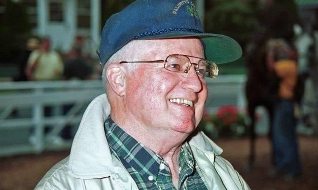 Trainer J. Willard Thompson, 83, passes