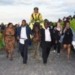 """Breeders' Cup: Discreet Lover takes """"crazy"""" St. Lewis clan on wild ride"""