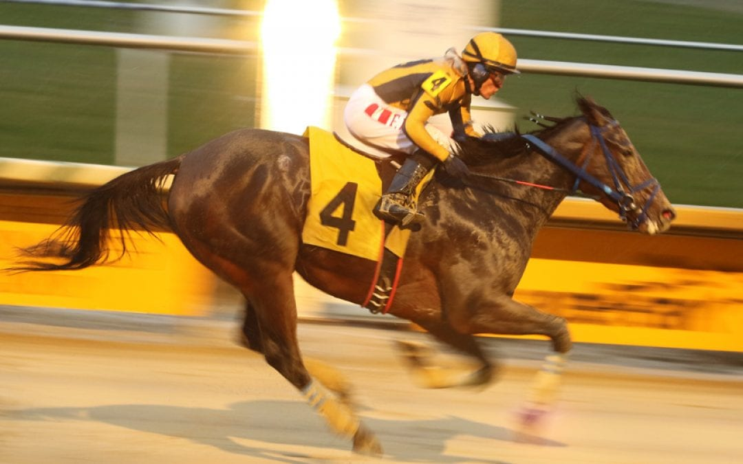 Merrow, Espinosa headline Saturday's Off to the Races radio
