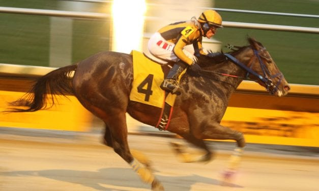 Rebirth of Colonial Downs highlights Saturday's Off to the Races radio