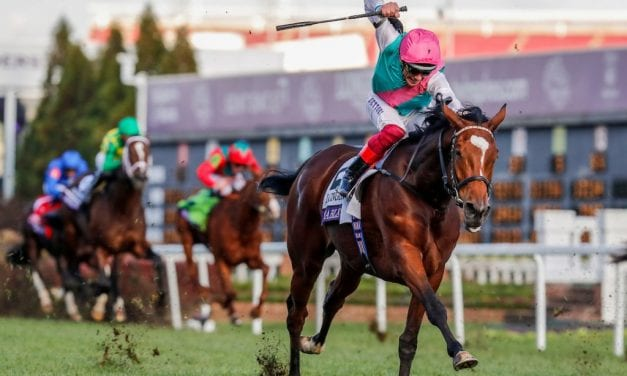 Breeders' Cup: Ladies weekend as fillies steal the show