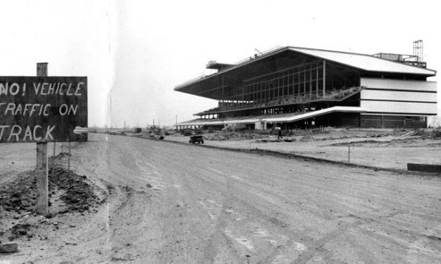 Ghosts of racetracks past: The parrot, the riot, and the brief heyday of Liberty Bell Park