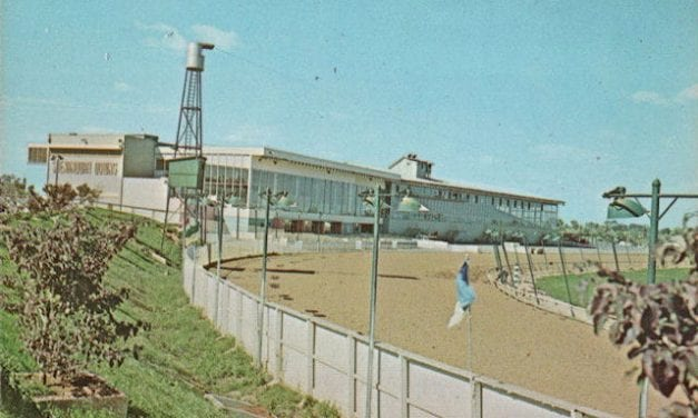 Ghosts of racetracks past: Shenandoah Downs, the track next door