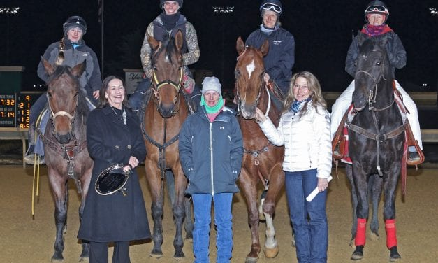 For pioneer Rubin, history takes back seat to horses