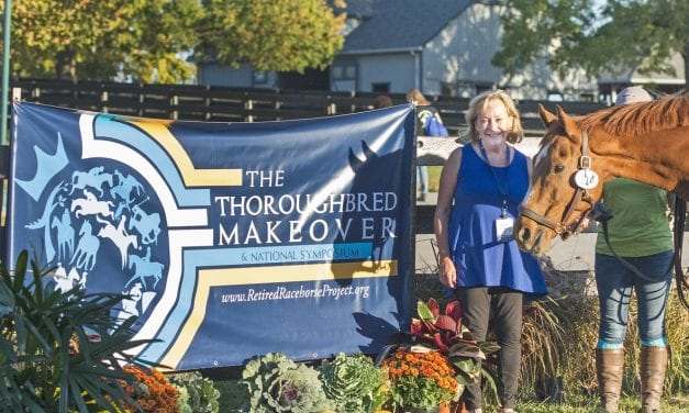 Carolyn Karlson named chair of Retired Racehorse Project