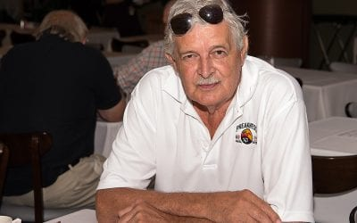 Longtime Maryland trainer Bill Wolfendale passes