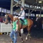 """Jockey Jenn Miller takes """"long journey"""" home"""