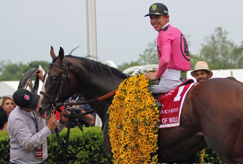 "Mark Casse: Preakness score ""my biggest victory"""