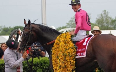 Fravel: Preakness could go before Derby