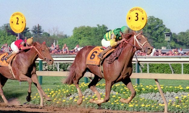 Preakness Memories: Here comes Charismatic