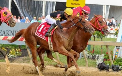 Lexitonian rallies to take Chick Lang in blanket finish