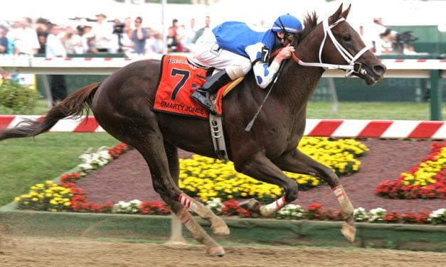 Smarty Jones to make Parx Racing appearance Monday