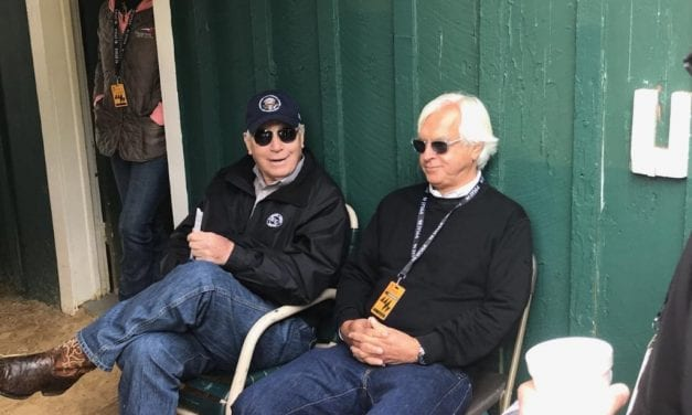 The wit and wisdom of D. Wayne Lukas