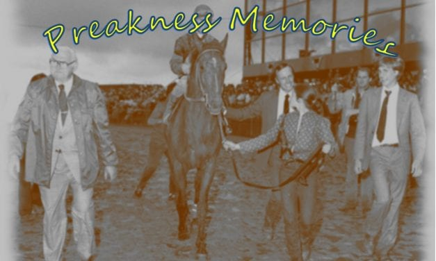 Preakness Memories: Gate Dancer, the horse who couldn't run straight