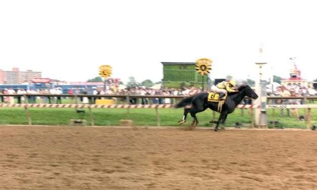Preakness Memories: Sunday Silence, the unwanted, unlucky champ
