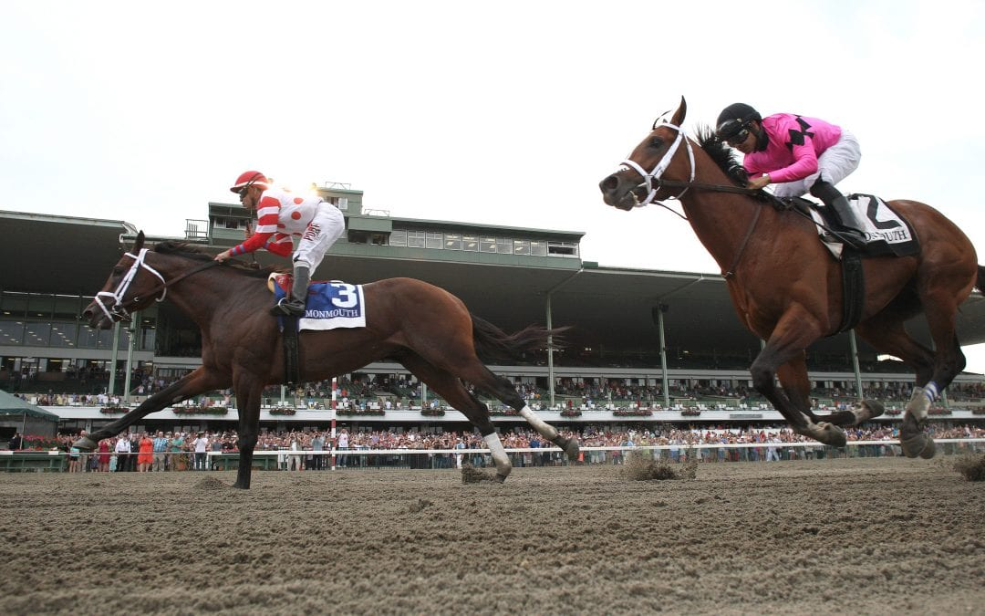 King for a Day reigns with Pegasus shocker