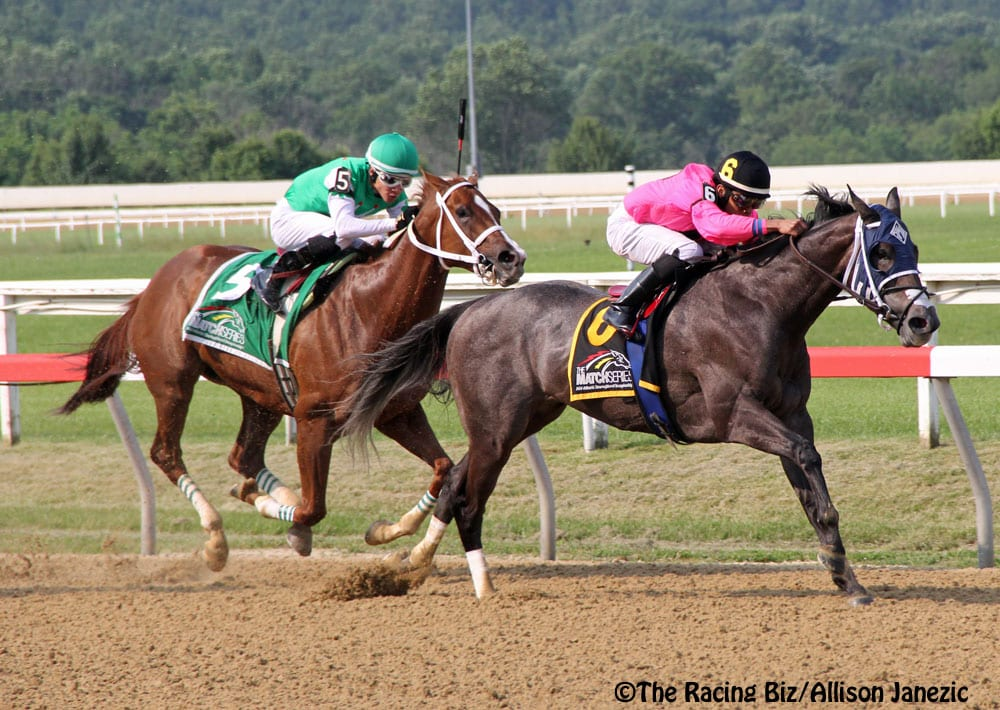 MATCH Series heats up with Parx Labor Day card * The Racing Biz