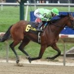 For Delacour, patience paying off in a big way at Delaware Park