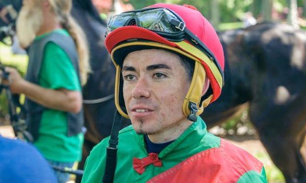 Jock Raul Mena enjoying breakthrough year — at last