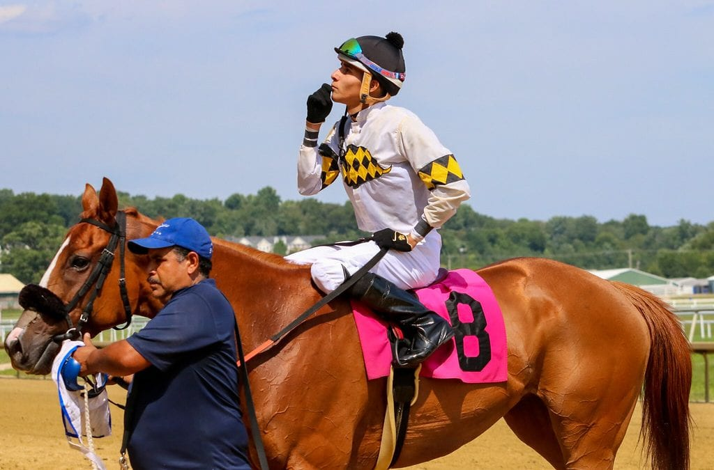 Laurel: Upsets the order of the day in stakes action