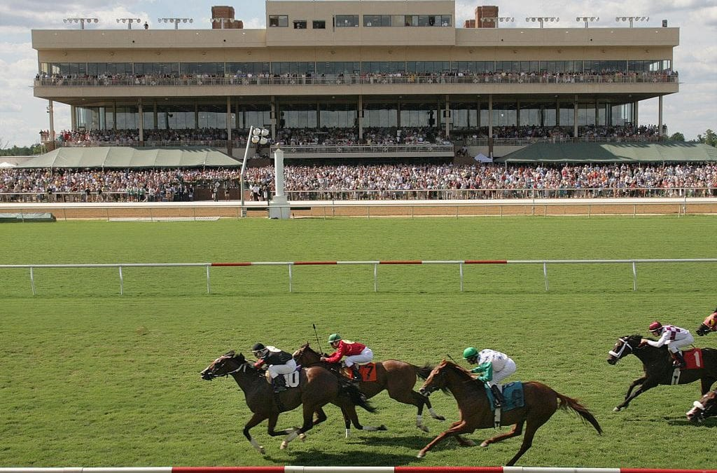 Colonial Downs delays Tuesday first post