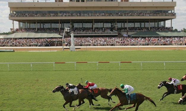 Colonial Downs set to open with 10-race card, big fields